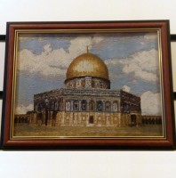 """Картина мечеть """"Купол скалы"""" (2620см)"""